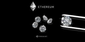 Diamonds are Forever: On the Ethereum Blockchain