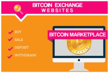 Top Bitcoin Exchange Websites List